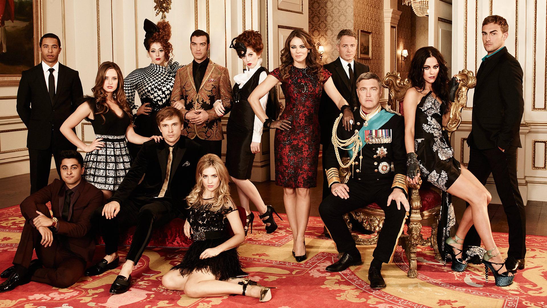 Сериал Члены королевской семьи