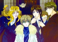 Anime Descendants of Darkness