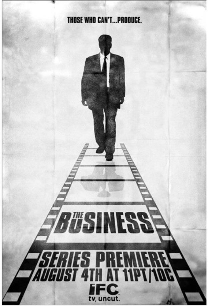 Сериал Бизнес
