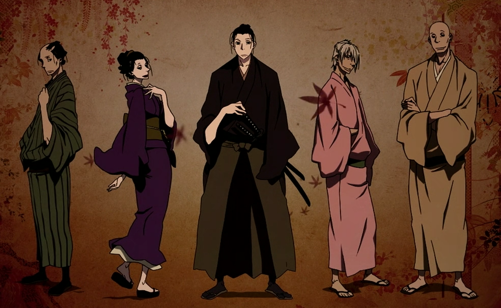 Anime House of Five Leaves
