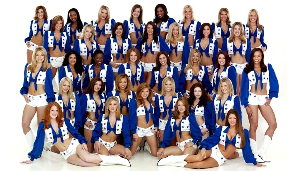 Сериал Dallas Cowboys Cheerleaders: Making the Team
