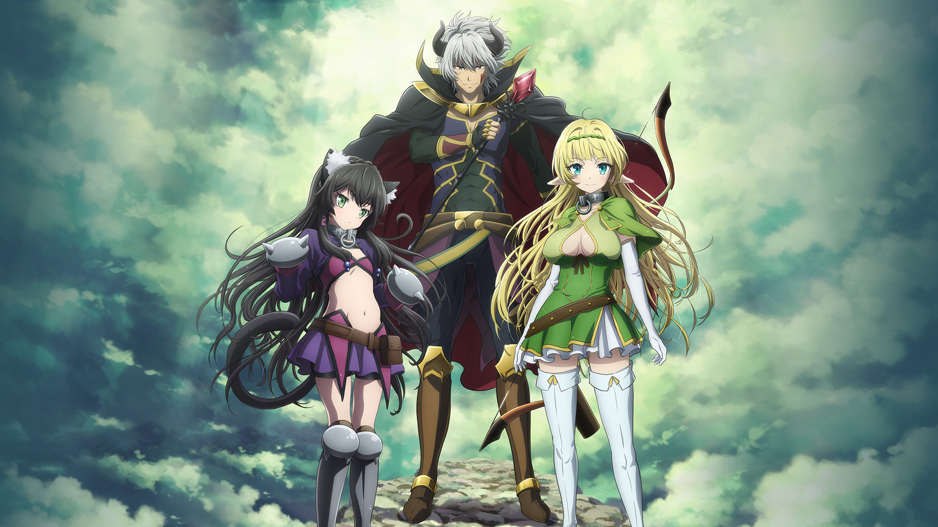 Anime How NOT to Summon a Demon Lord