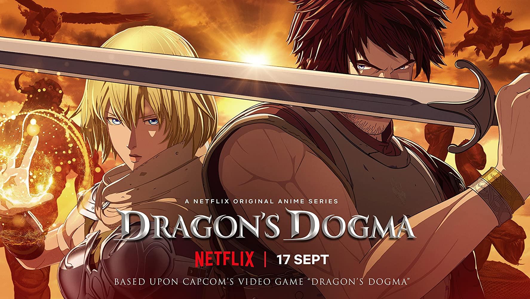 Аниме Догма дракона