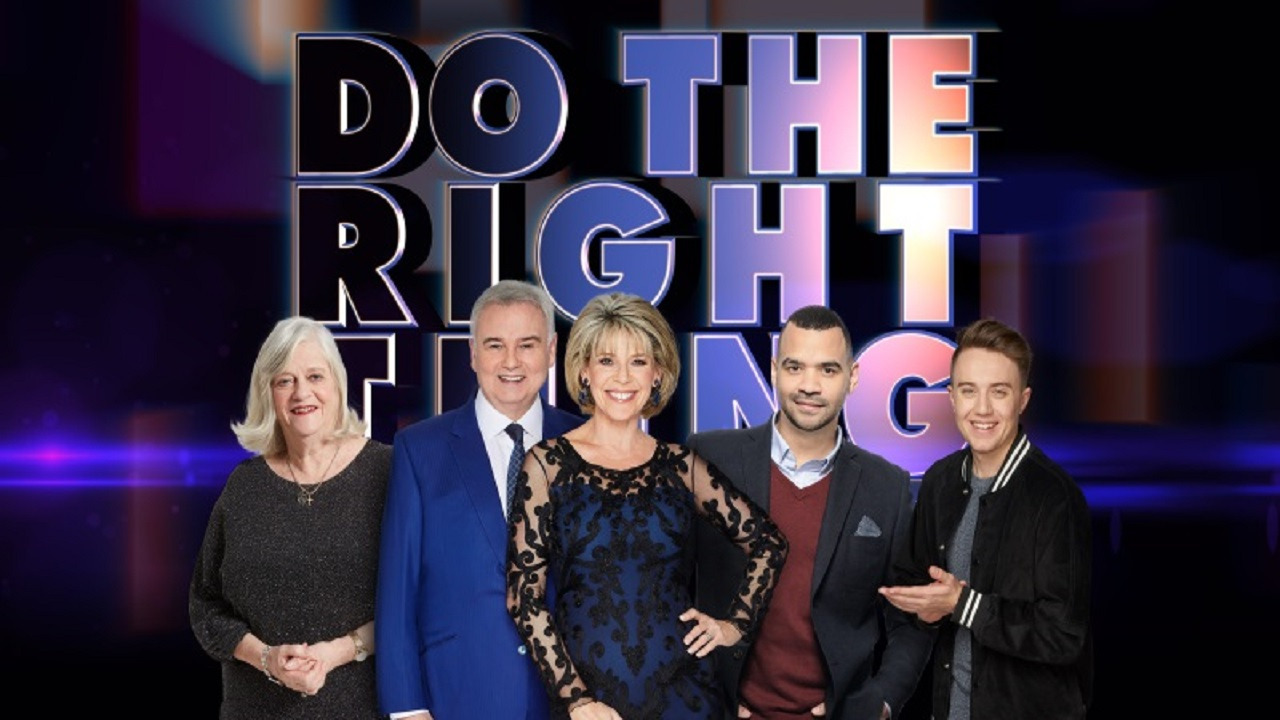 Show Do the Right Thing with Eamonn & Ruth