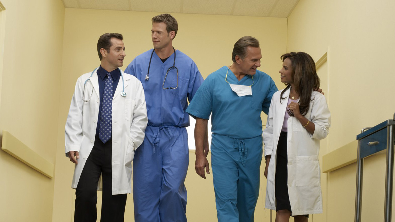 Сериал The Doctors (2008)