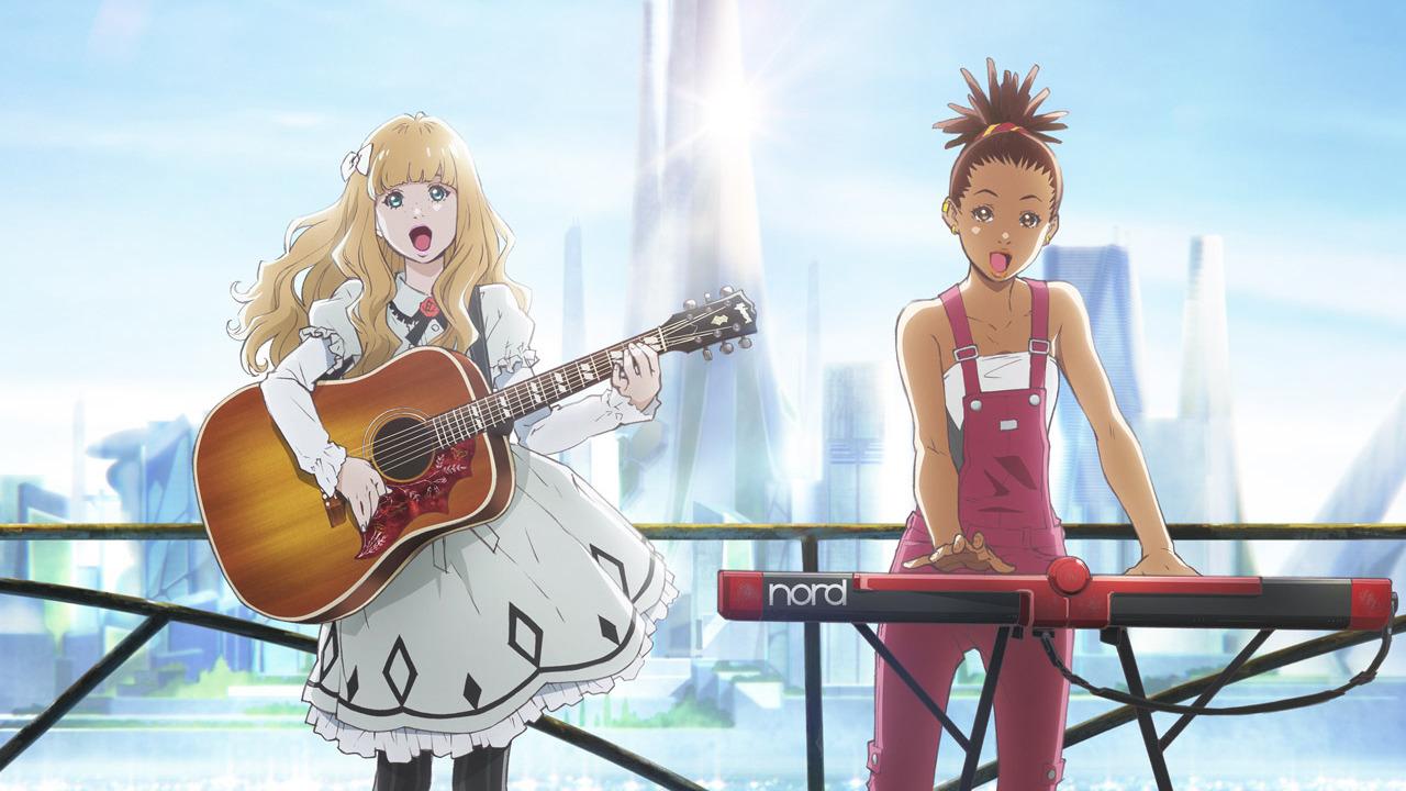 Anime Кэрол и Тьюздей
