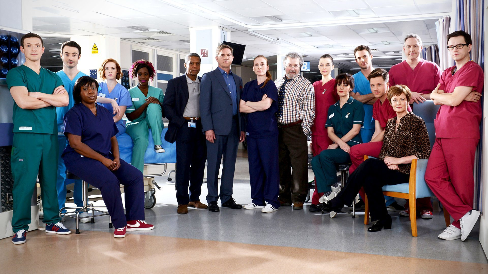 Show Holby City