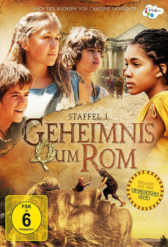 Show Roman Mysteries