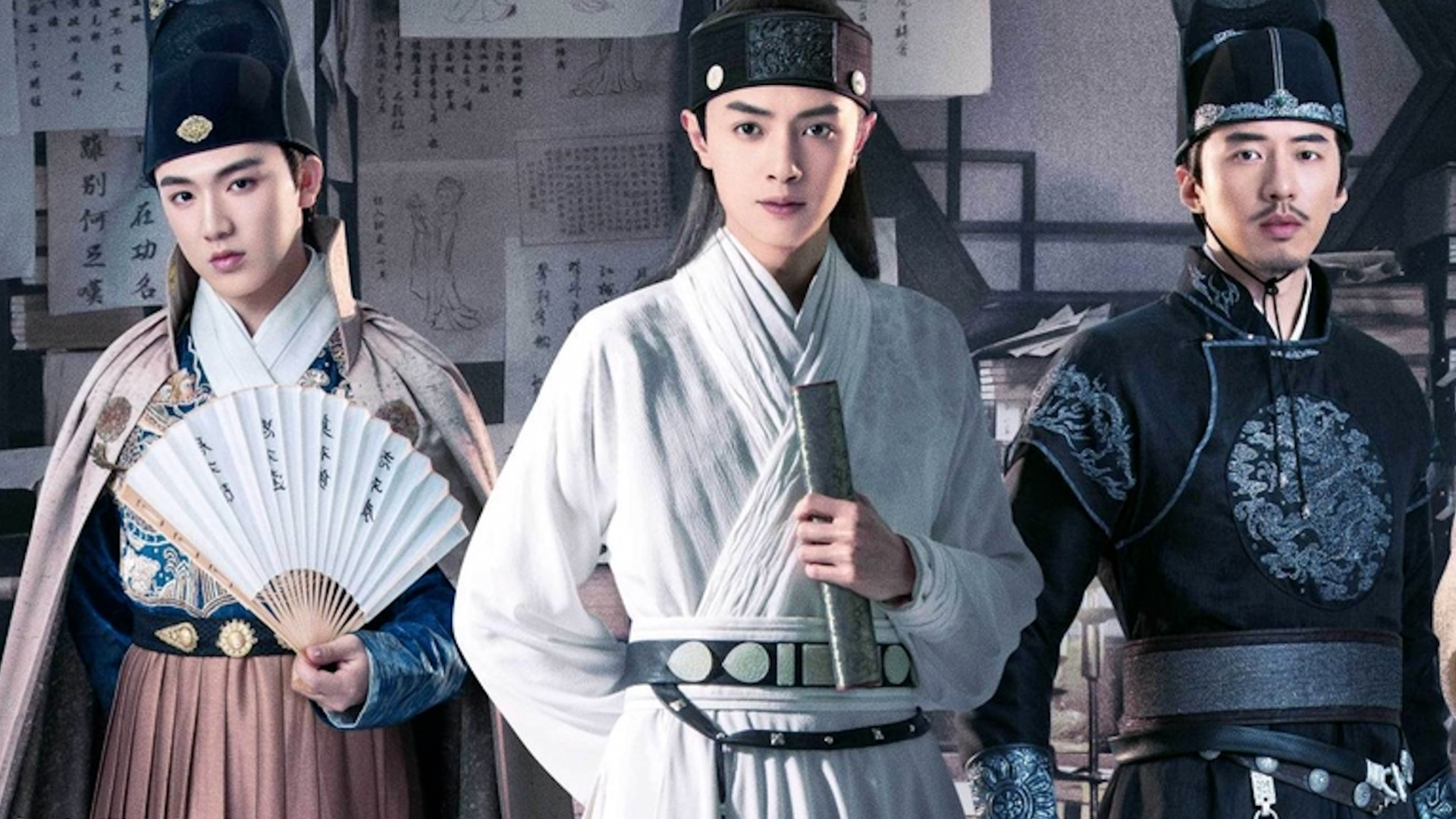 Show The Sleuth of Ming Dynasty