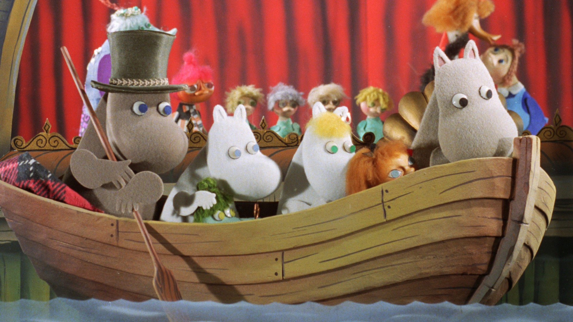 Show The Moomins
