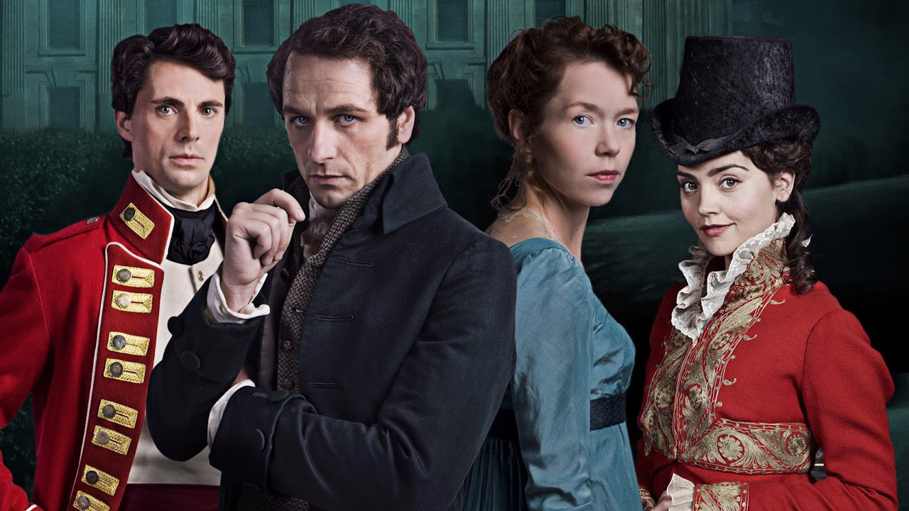 Show Death Comes to Pemberley