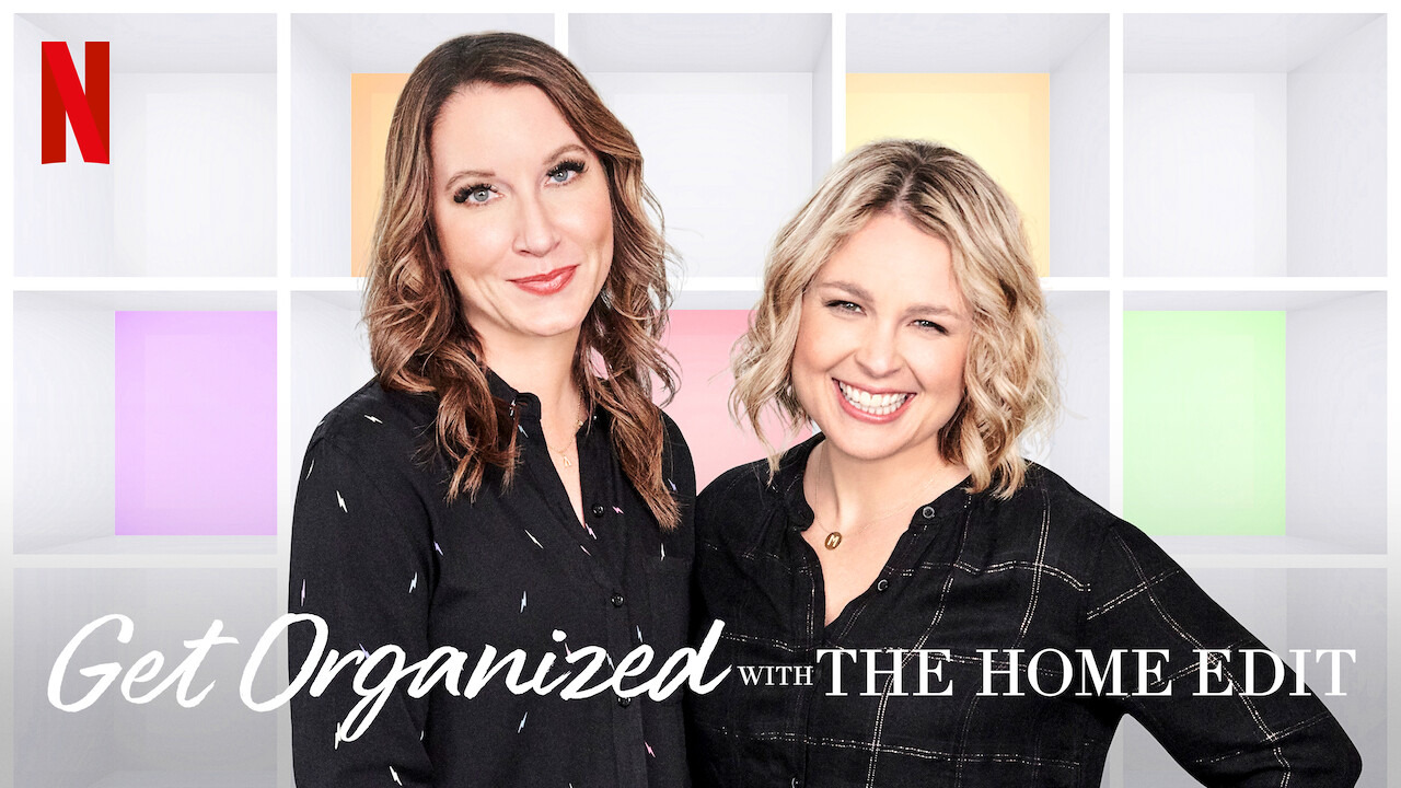 Show Get Organized with The Home Edit