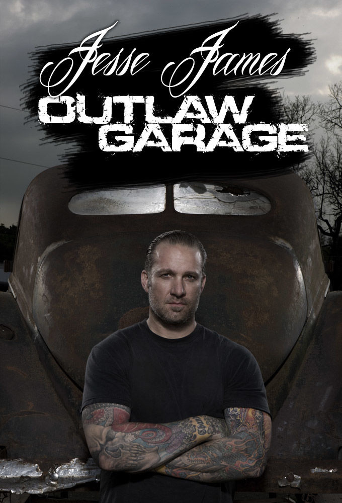 Show Jesse James: Outlaw Garage