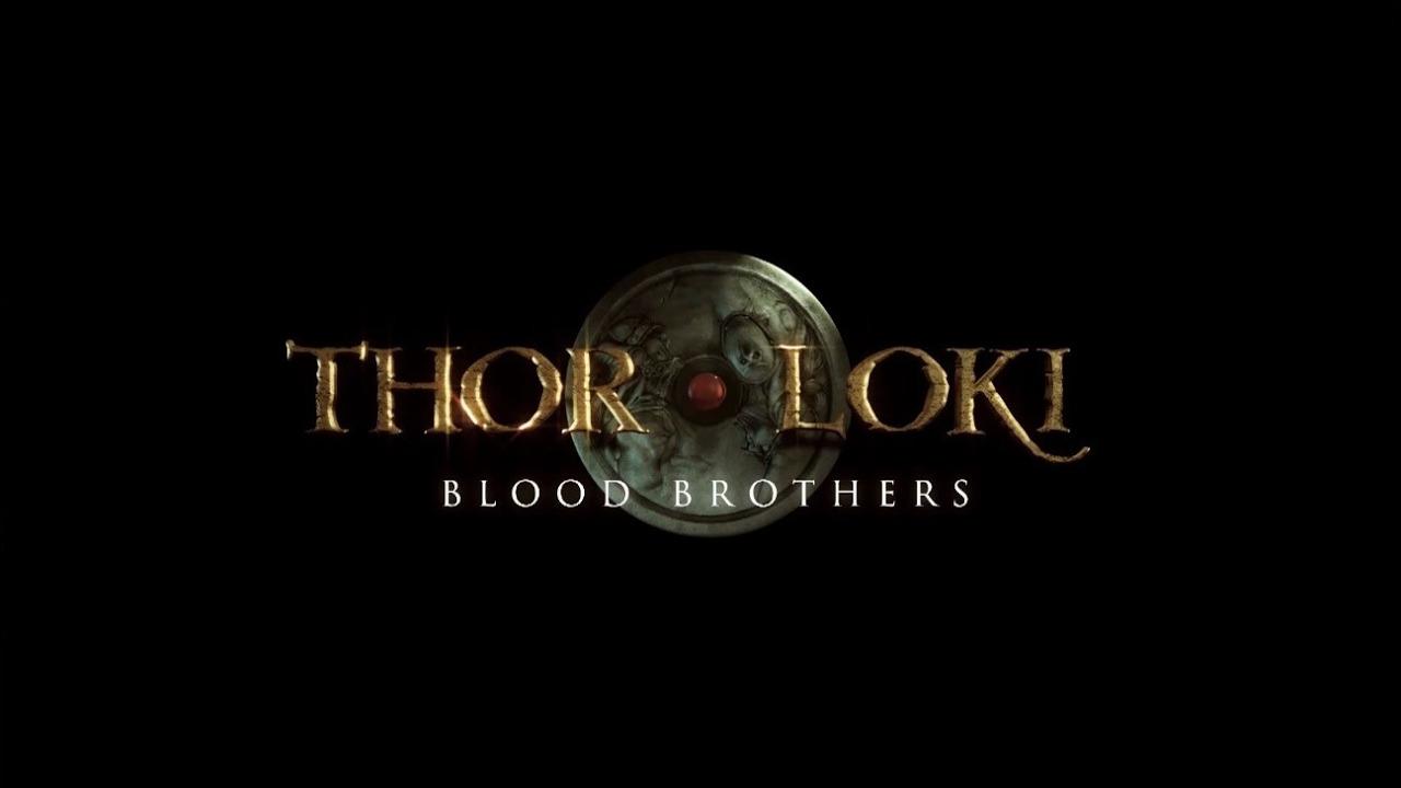 Show Тор и Локи: Кровные братья
