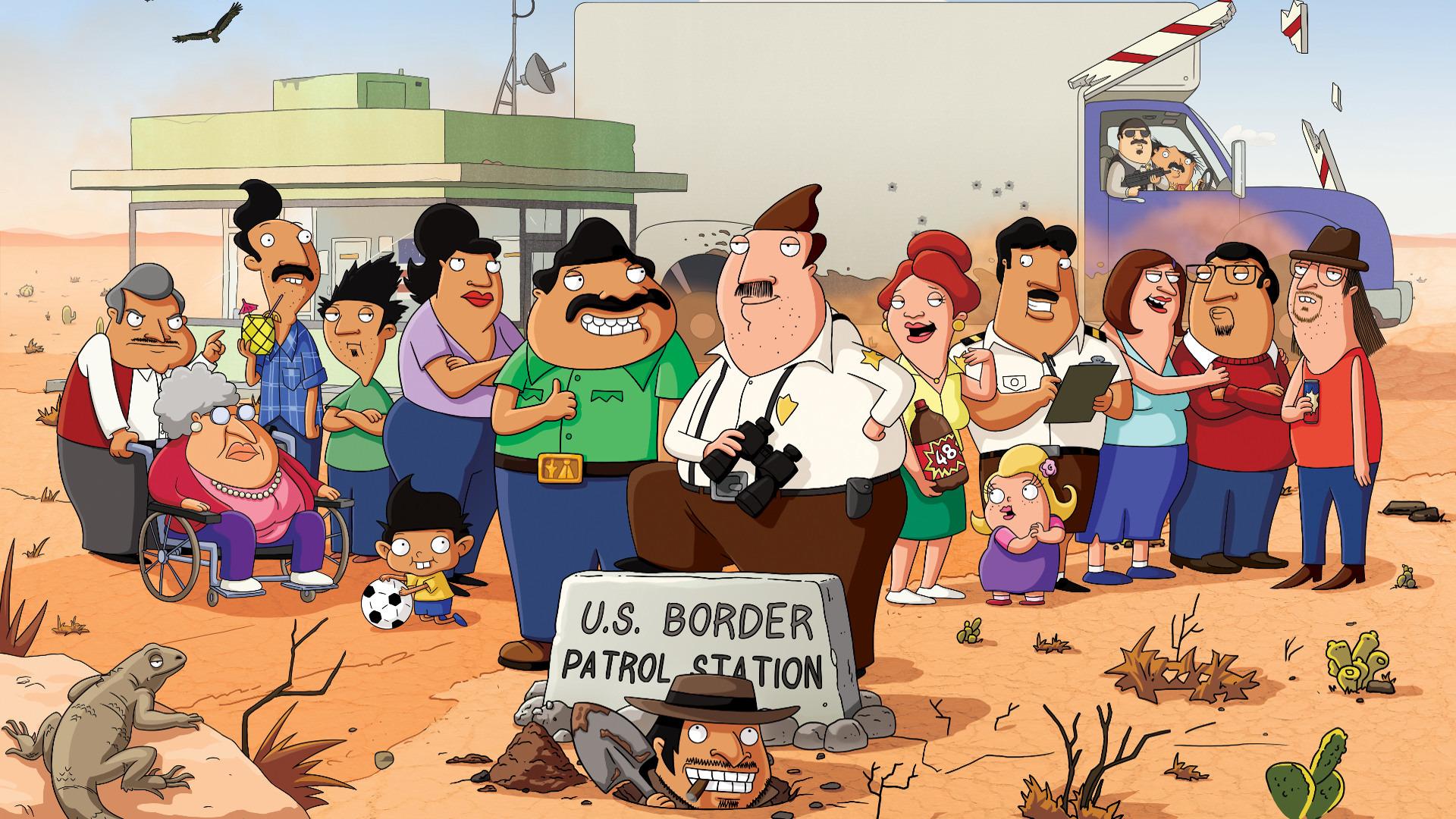 Show Bordertown