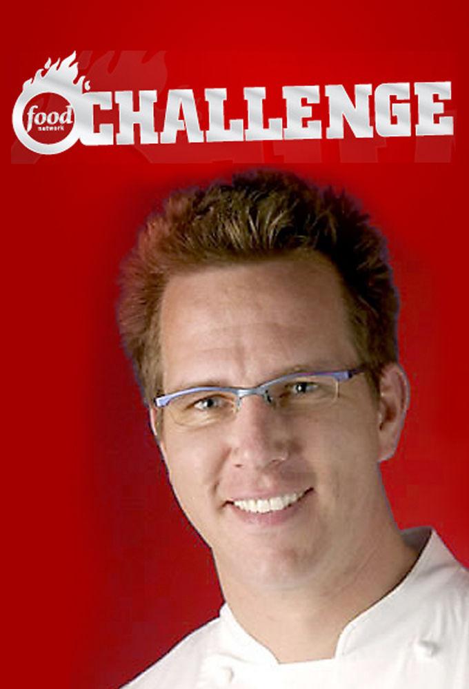 Сериал Food Network Challenge