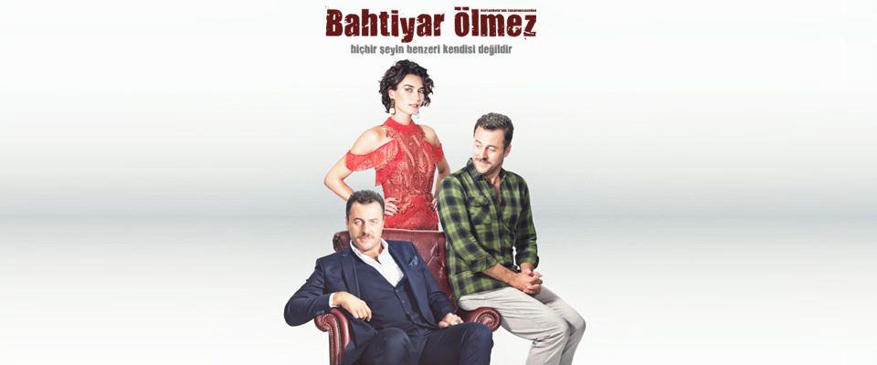 Сериал Бахтияр Ольмез
