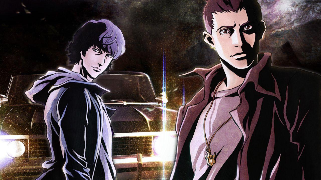 Anime Supernatural: The Animation
