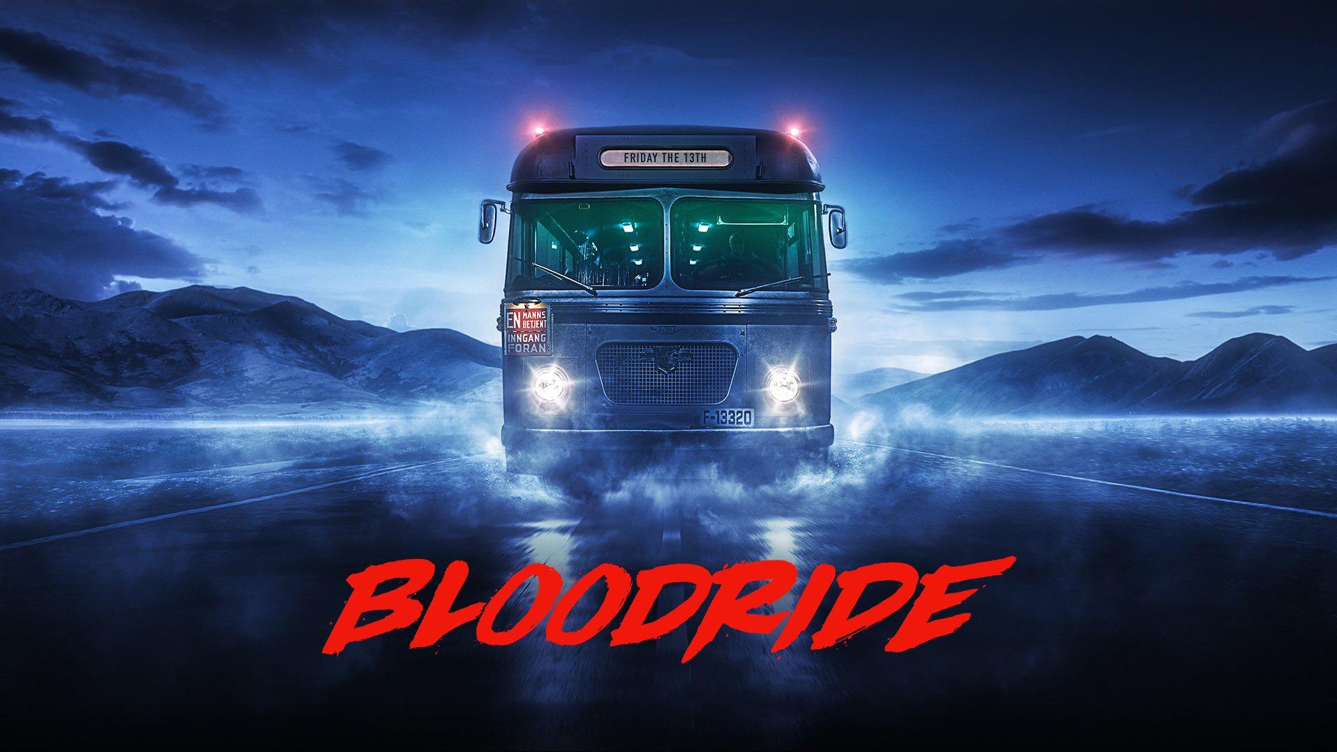 Сериал Кровавая поездка