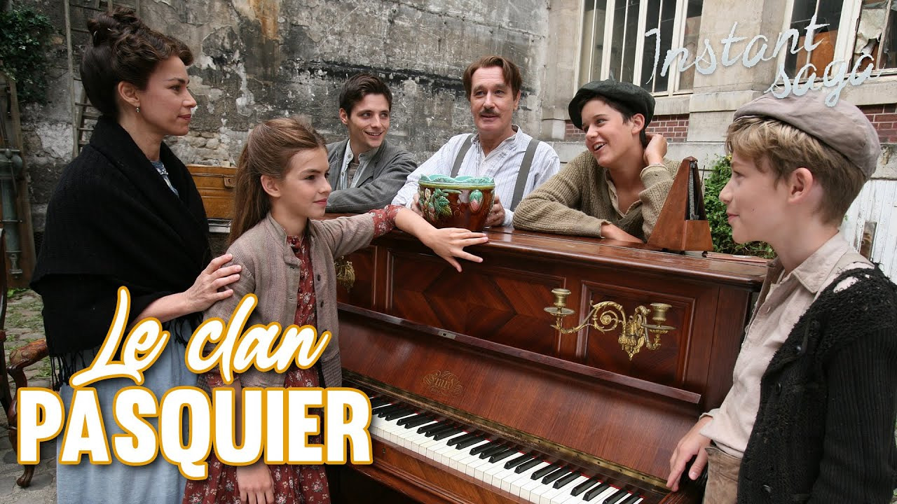 Show Le clan Pasquier