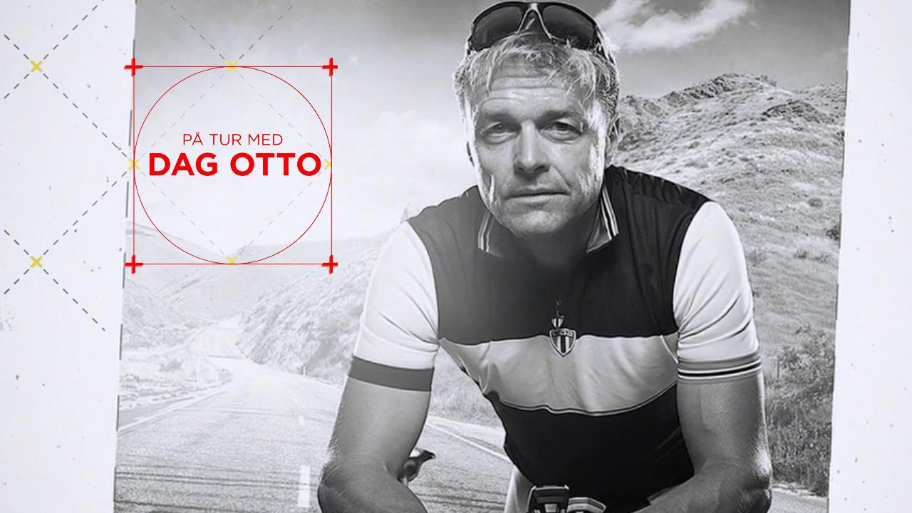 Сериал På tur med Dag Otto