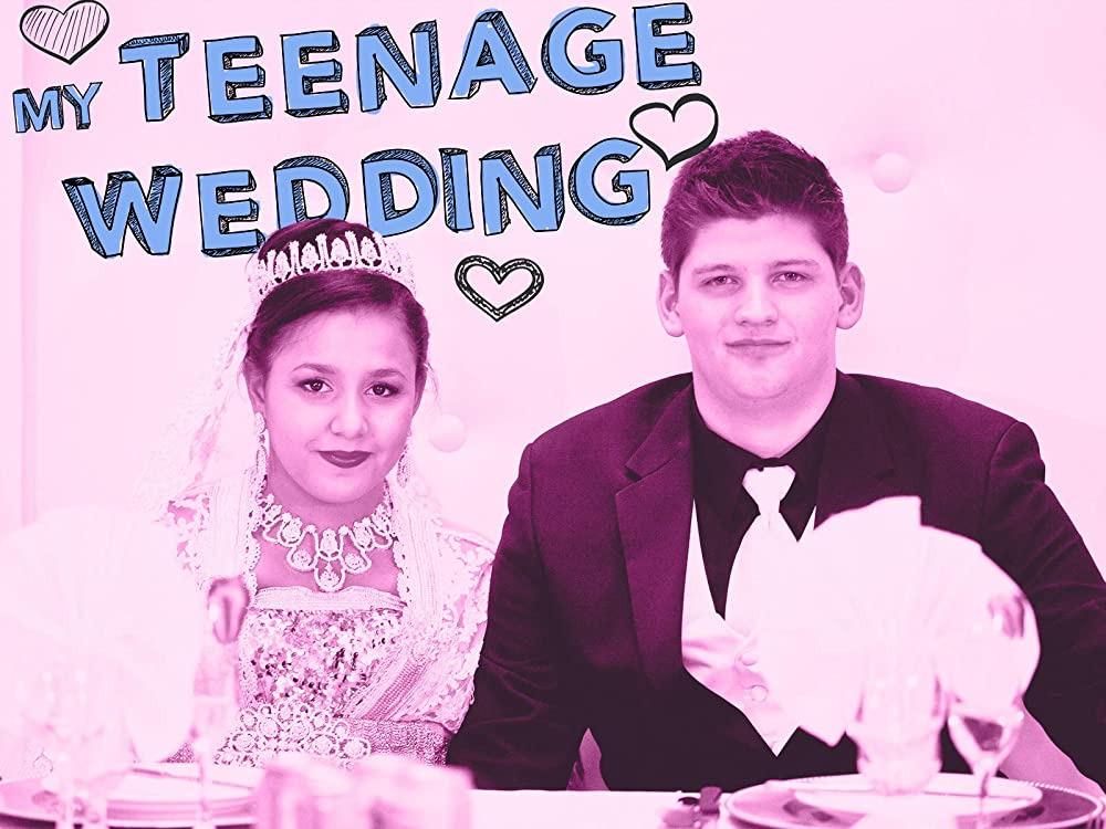 Show My Teenage Wedding