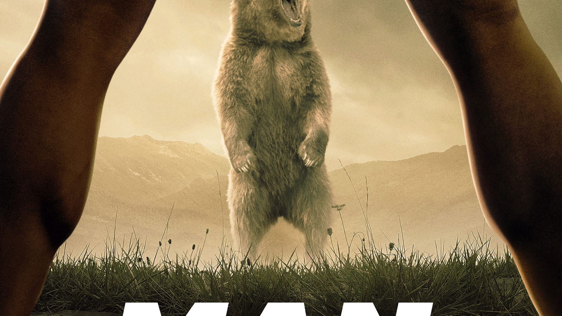 Show Man Vs Bear