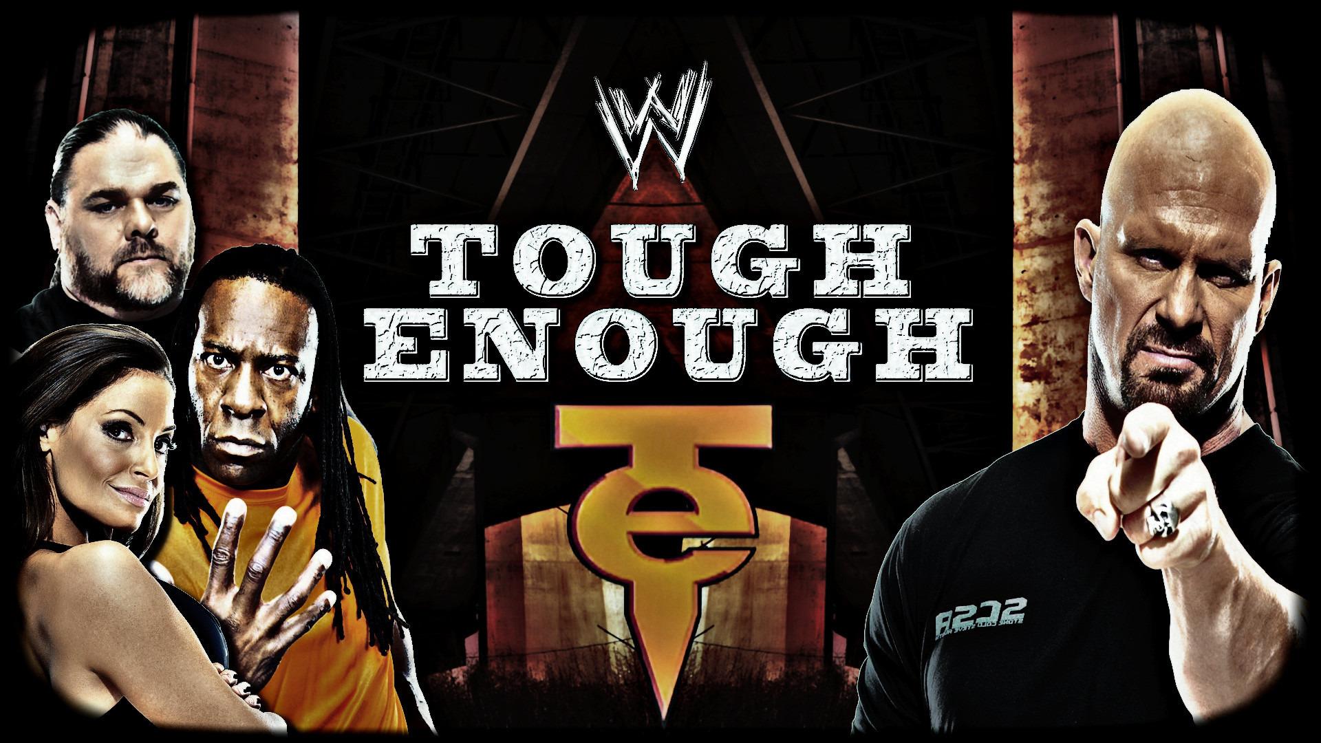 Show WWE Tough Enough