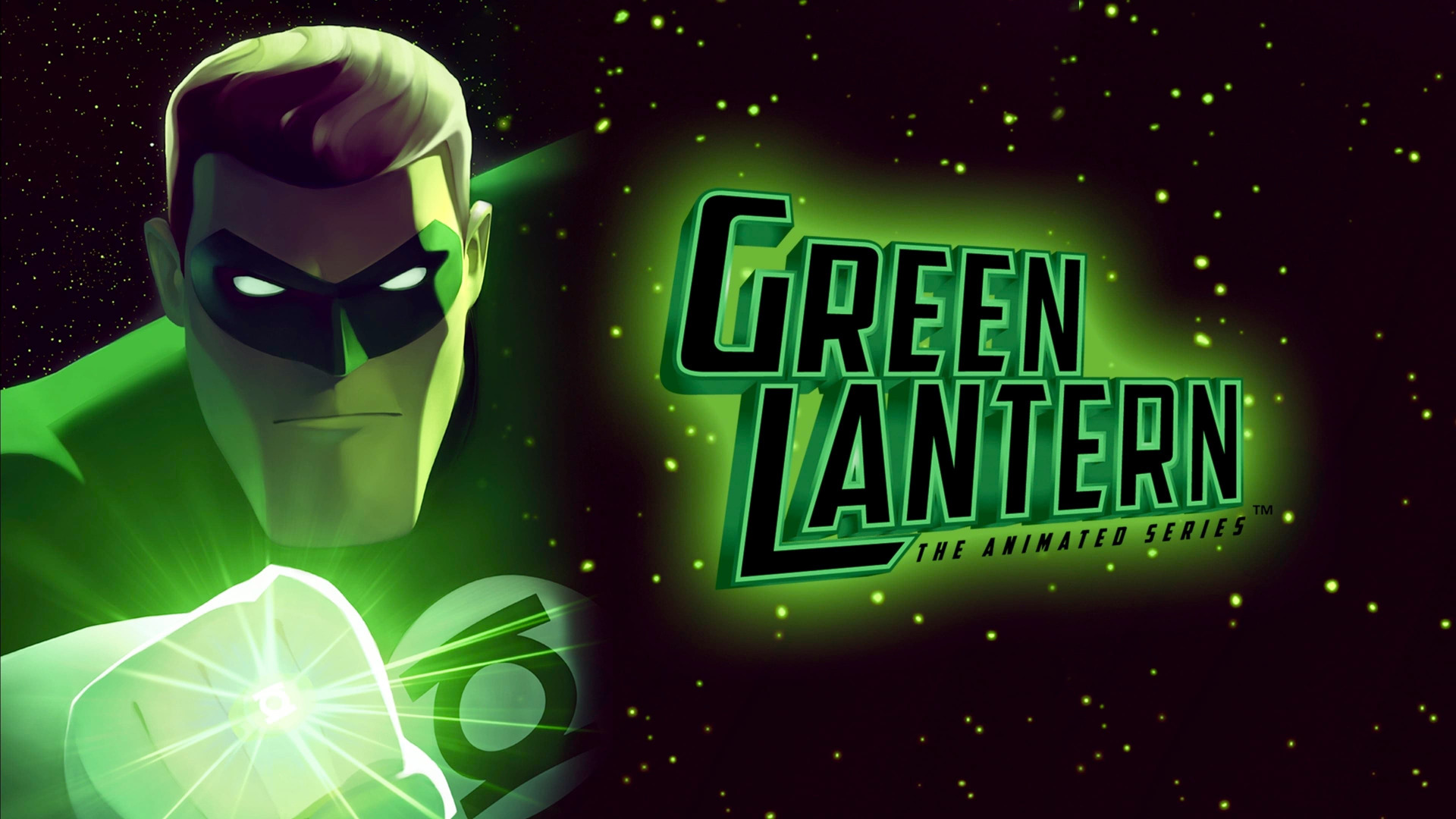 Show Green Lantern The Animated Series