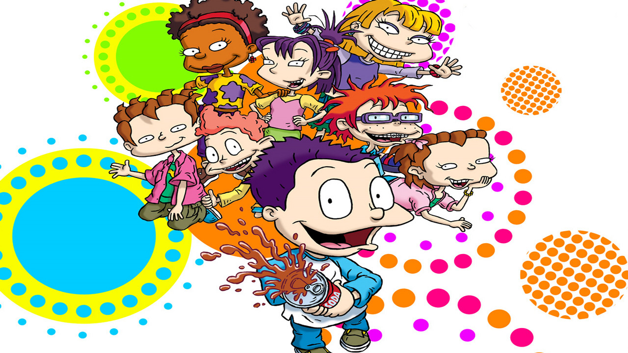 Cartoon All Grown Up
