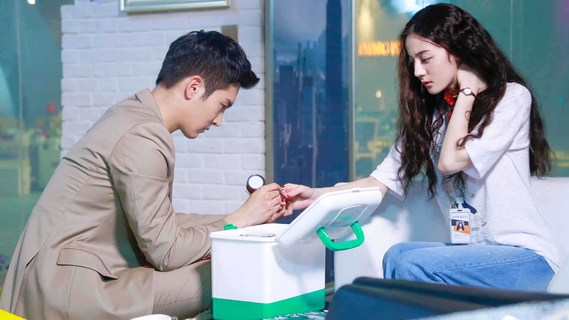 Сериал Прекрасная Ли Хуэй Чжэнь