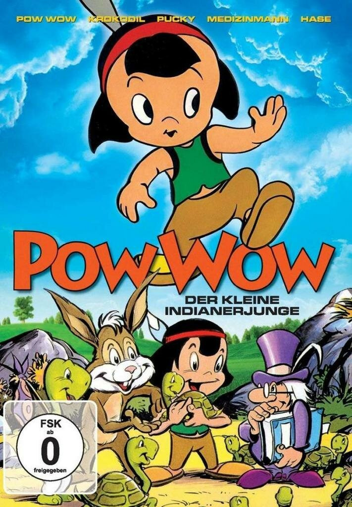 Show The Adventures of Pow Wow