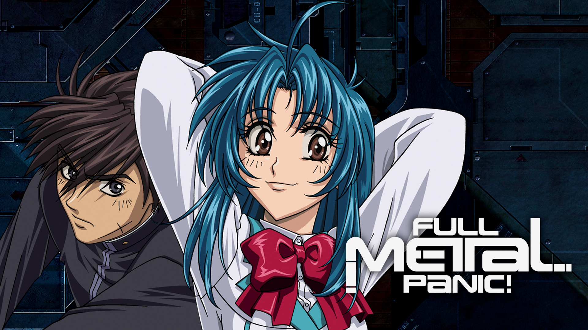 Anime Full Metal Panic!