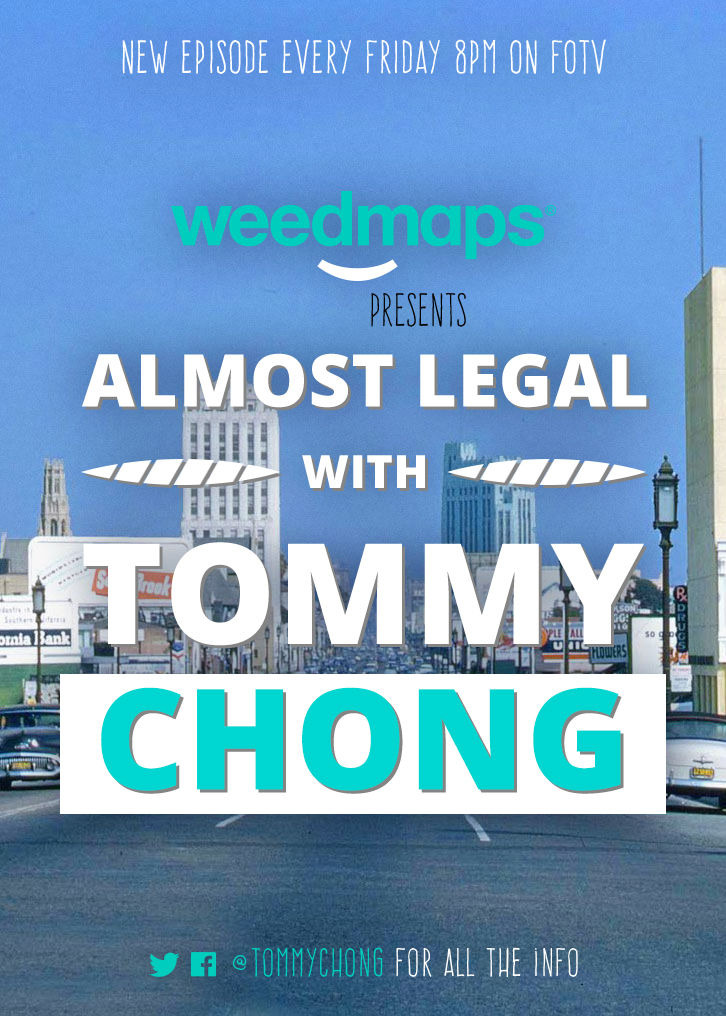 Сериал Almost Legal with Tommy Chong
