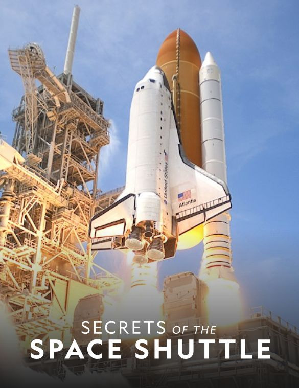Сериал Secrets of the Space Shuttle