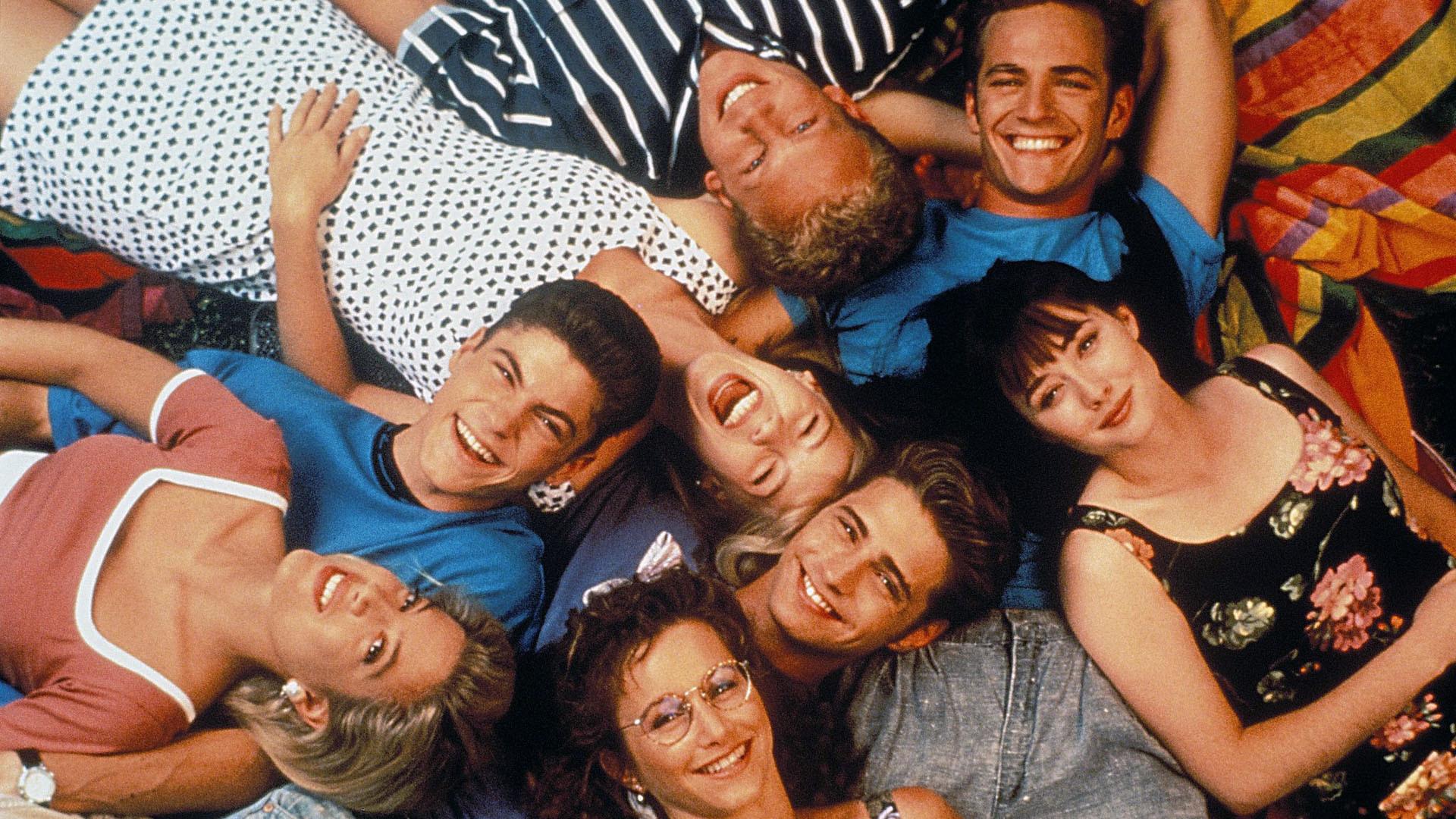 Show Беверли-Хиллз 90210