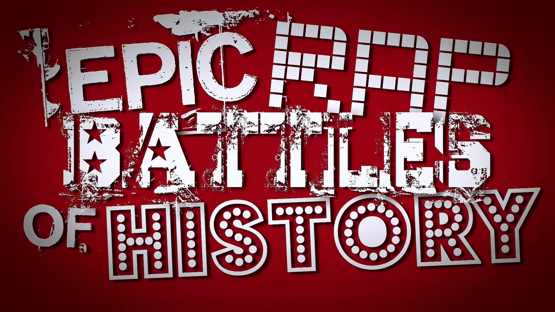 Show Epic Rap Battles of History