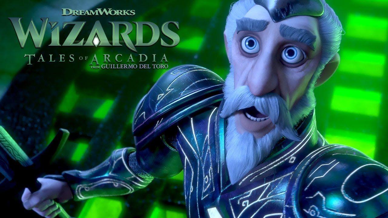 Сериал Волшебники: Истории Аркадии