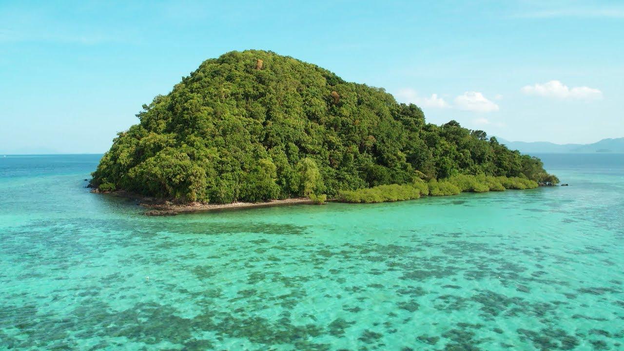 Show Earth's Tropical Islands