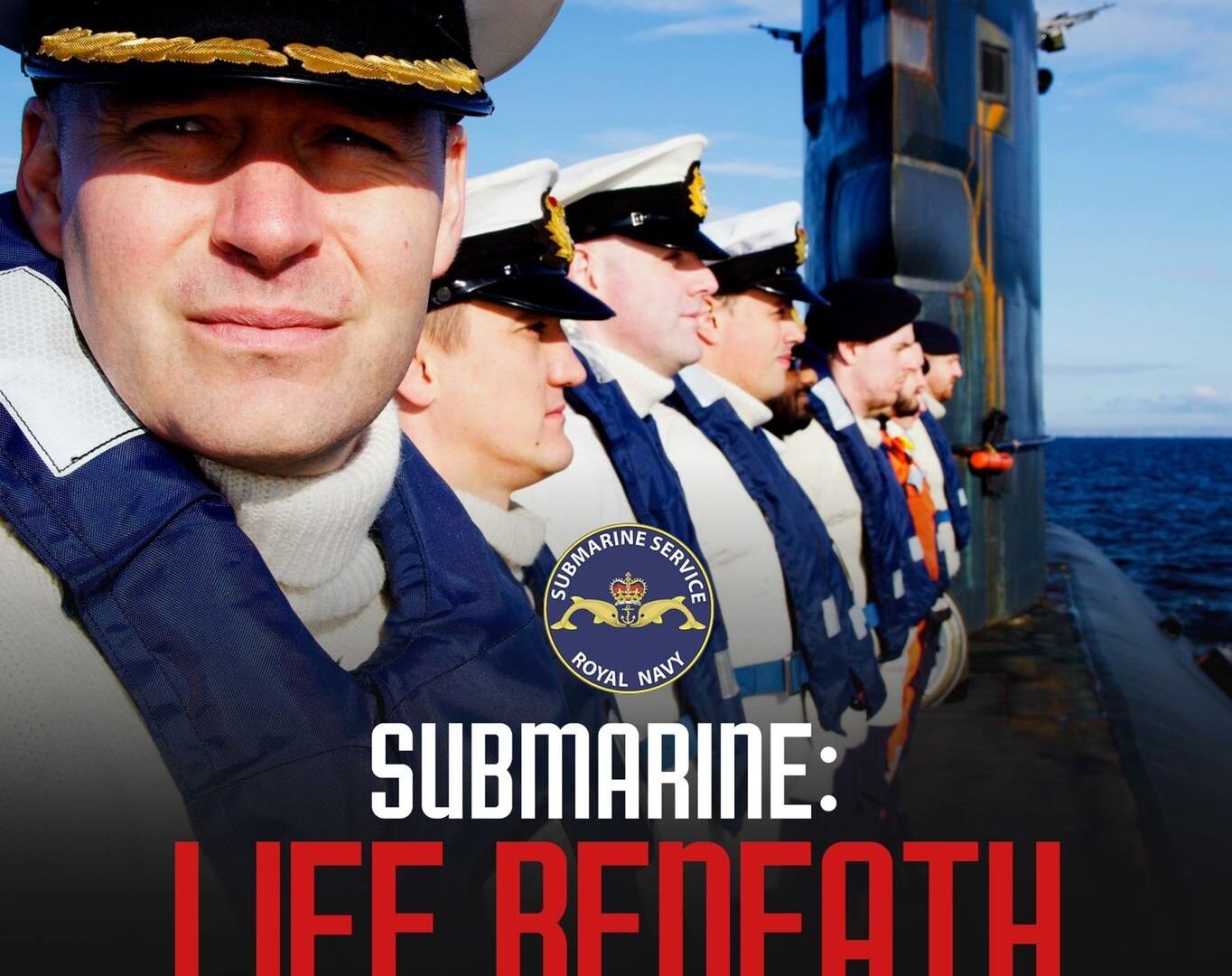 Сериал Submarine: Life Under the Waves