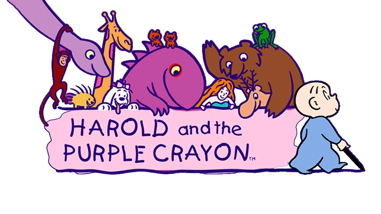 Мультсериал Harold and the Purple Crayon