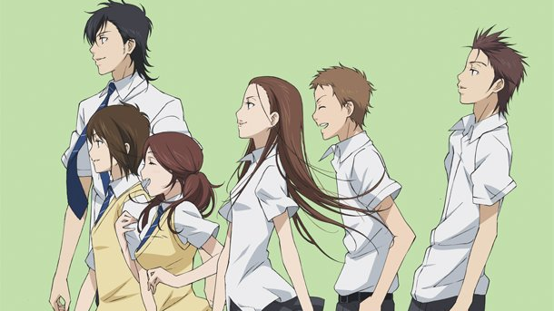 "Anime Say ""I Love You"""