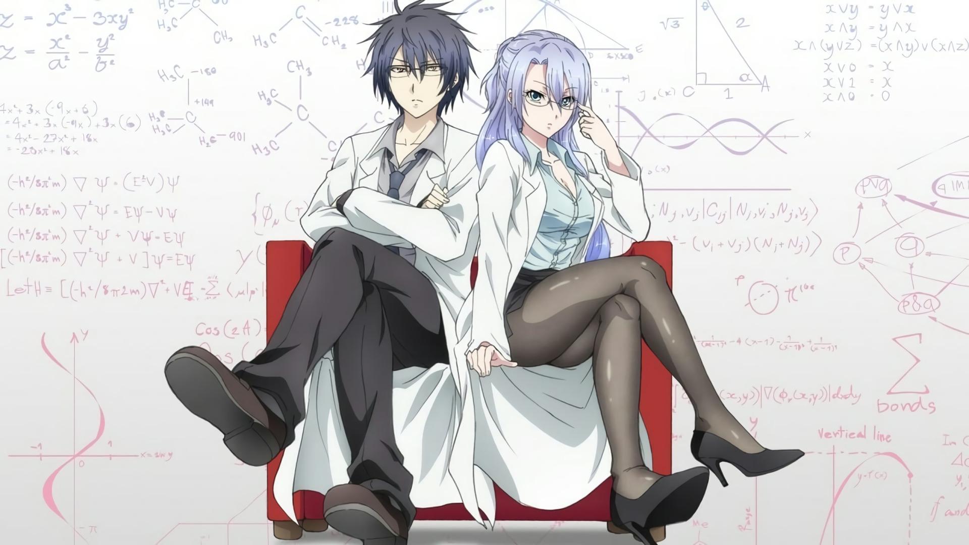 Anime Rikei ga Koi ni Ochita no de Shoumei shitemita.