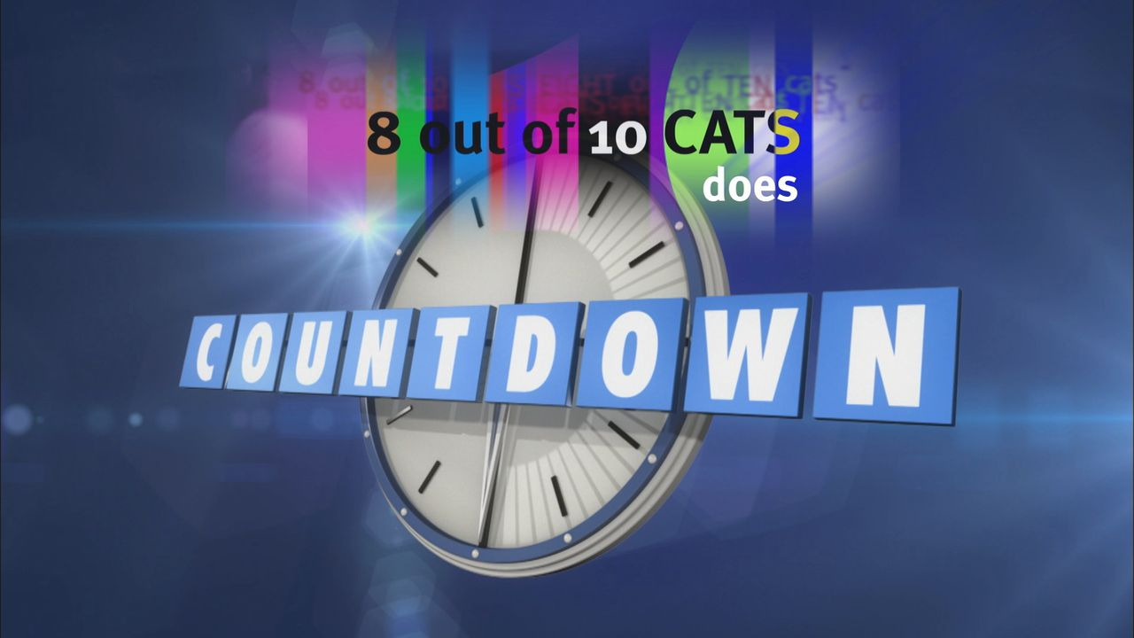 Show 8 Out of 10 Cats Does Countdown