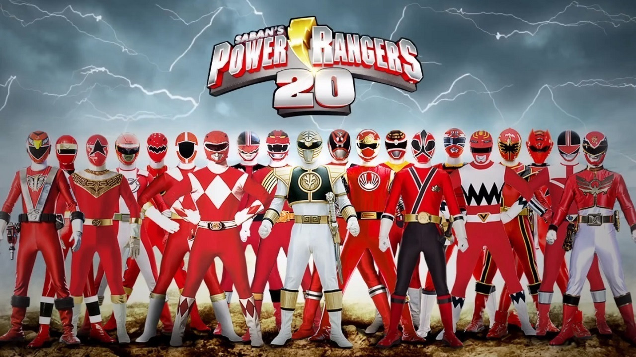 Show Power Rangers