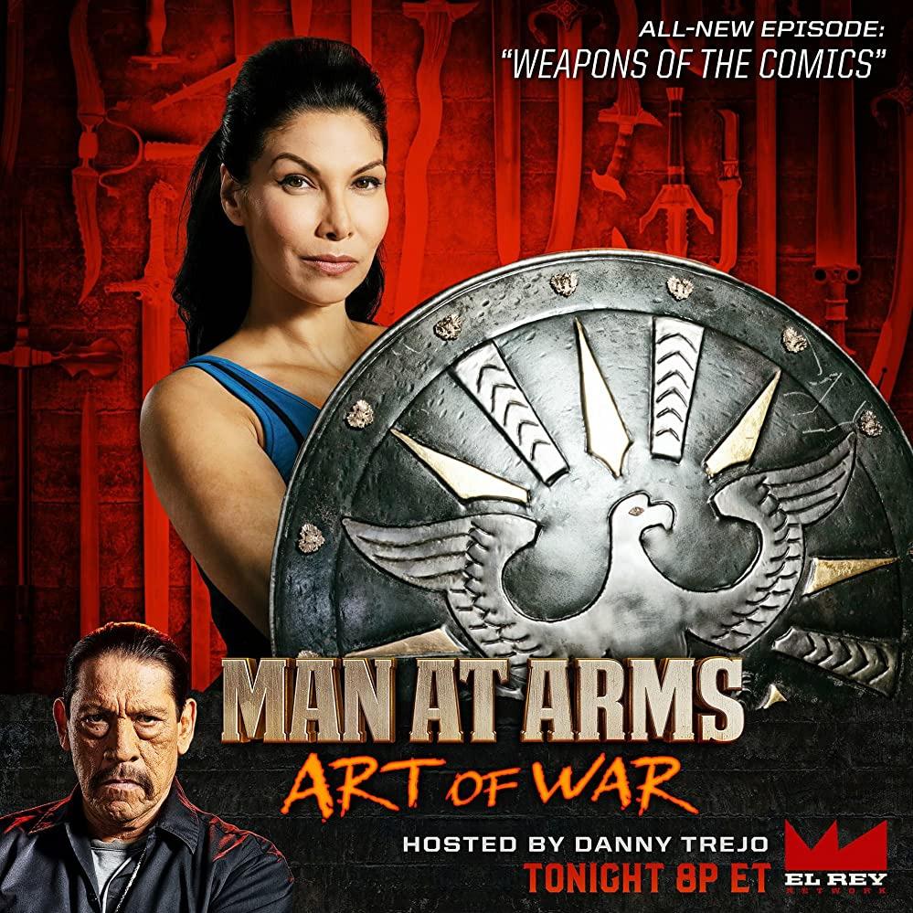 Show Man at Arms