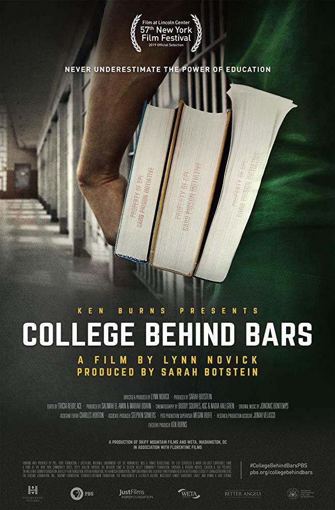 Сериал College Behind Bars