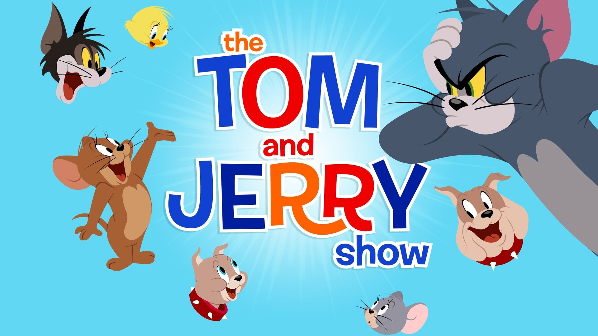 Cartoon The Tom and Jerry Comedy Show