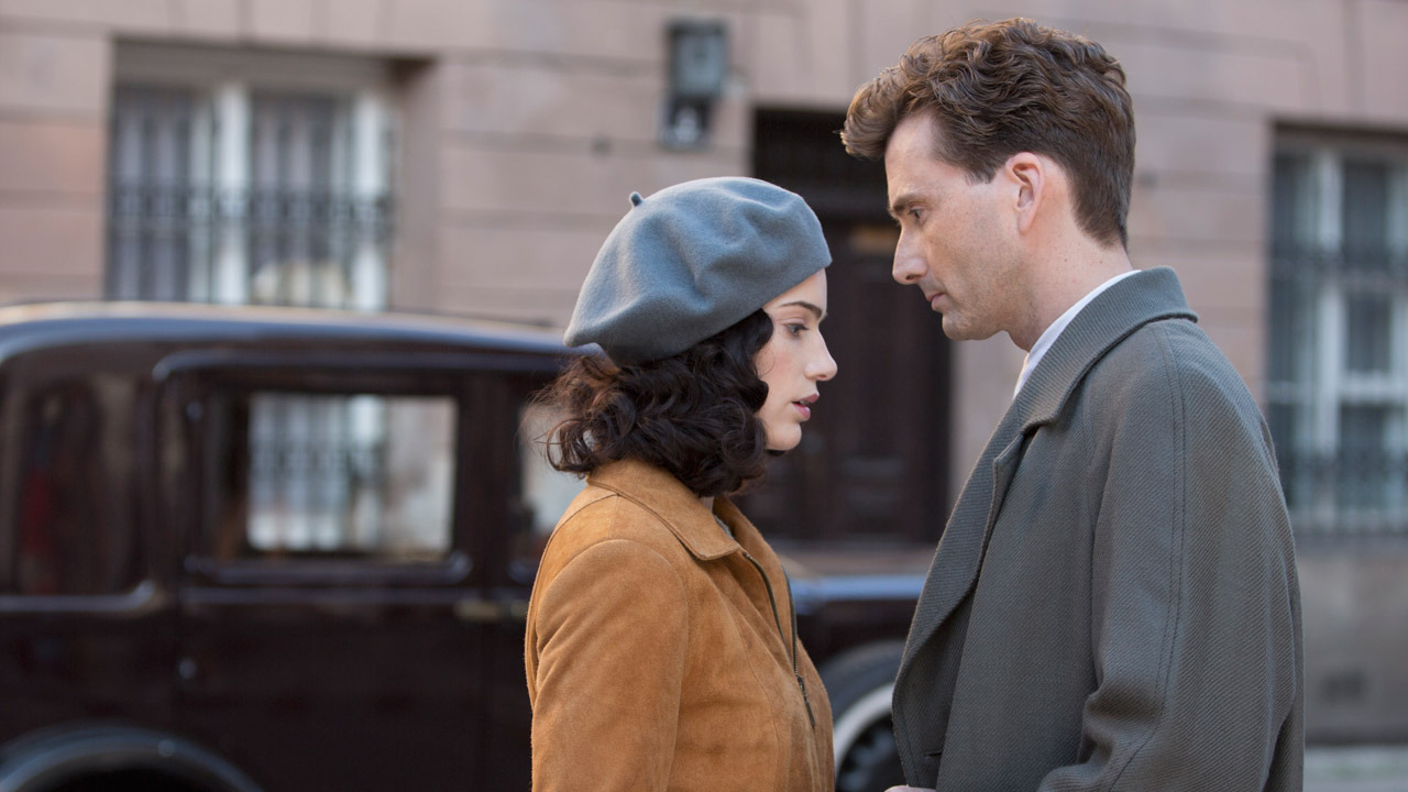 Show Spies of Warsaw