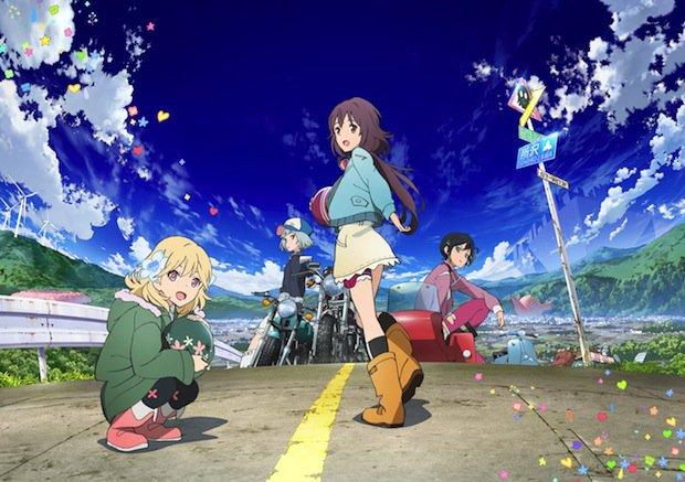 Anime Rolling☆Girls